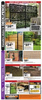 The Home Depot Flyer June 20 2019 June 26 2019 Canadian Flyers