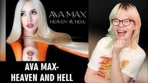 AVA MAX - HEAVEN AND HELL (ALBUM ...
