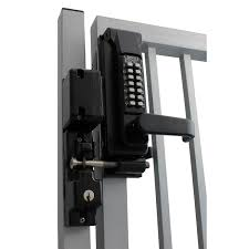 Lockey Usa Sumo Surface Mounted Mechanical Code Keyless Entry Gate Lock Hoover Fence Co