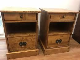 laura ashley pair of garrat side tables