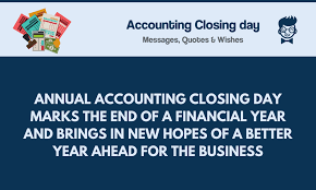 accounting closing day best messages quotes greetings