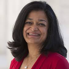 Reproductive Health Access Project | AAPI Heritage Month: Pramila Jayapal -  Reproductive Health Access Project