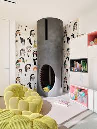Best 60 Modern Kids Room Playroom Design Photos And Ideas Dwell