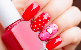 how to make easy simple nail designs