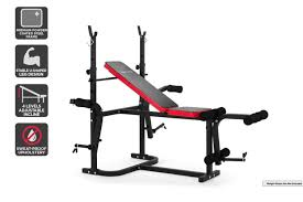 fortis 7 in 1 weight bench multi