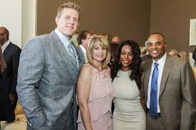 Houston Texans Manager Rick Smith and Wife Tiffany Co-chair Pro ...