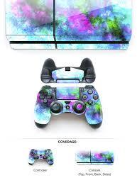 Ps4 Playstation 4 Skin Frozen Keyshorts