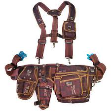 tool belt pouch bag suspenders drill
