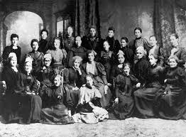 National Council of Women, Christchurch, 1896 – Wells, Ada – Te Ara  Encyclopedia of New Zealand