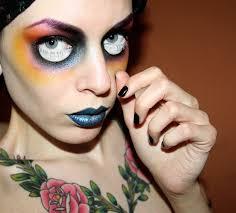 easy scary clown makeup 2020 ideas