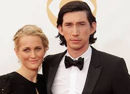 Who Is Adam Driver's Wife, Joanne Tucker? - PureWow