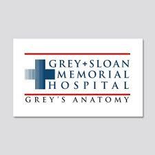 Grey S Anatomy Tv Show Wall Decals Cafepress
