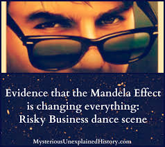 Evidence that the Mandela Effect is changing everything: Risky ...
