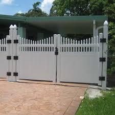 6 Louisville Vinyl Privacy Fence Weatherables