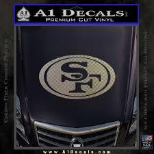San Fransisco 49ers Ov Decal Sticker A1 Decals