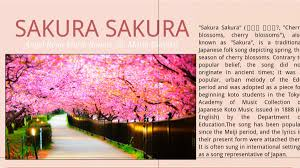 Sakura Sakura (Japanese Folk Song)