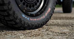 Bfgoodrich Tires To Launch Tire Decal Technology On Its Five Tire Lines