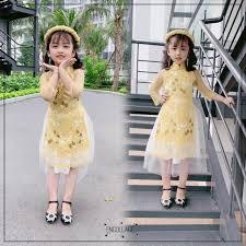 Váy Bé Gái Đẹp, Đa Dạng, Cao Cấp, Giá Tốt