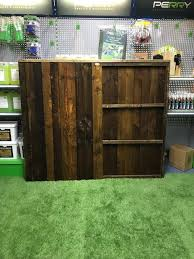 G G Double Sided Closeboard Fence Panel 6x6ft