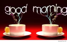 free good morning hd wallpaper