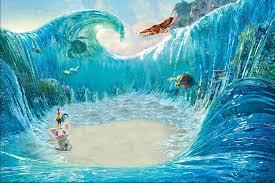 moana wallpapers moana ocean