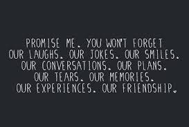memories quotes friendship quotesgram