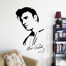 High Quality Latest Elvis Painting Home Decor Wall Sticker Wallpaper Wall Decals Wish