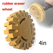 Pinstripe Decal Eraser Wheel Rubber 5 16 24 Teeth Decal Eraser Wheel Pad Rubber Disk Pneumatic Car Sticker Remover Tools Abrasive Tools Aliexpress