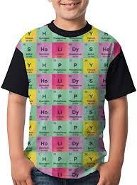 Camisetas de Ciencias Elementos Divertidos