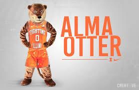 The Alma Otter Got Me Thinking Mascots ...