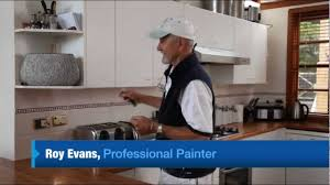 how to paint laminate cupboards you