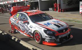 Holden VF Commodore of James Courtney ...