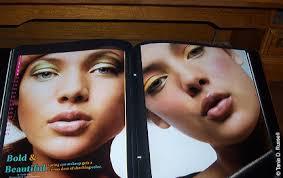 makeup artist portfolio book exles