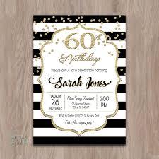 85 Invitaciones 60 Anos Para Hombre
