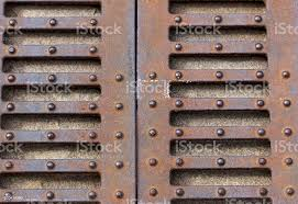Wrought Iron Gate Grill Metal Decorative Fence Cast Iron Fence Stock Photo Download Image Now Istock