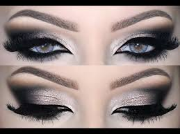y and dramatic smokey eye make
