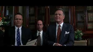 L'uomo della Pioggia scena incontro giudice avvocati - YouTube