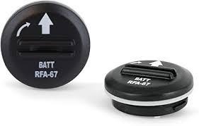 Amazon Com Petsafe Rfa 67d 11 6 Volt Battery Pack Of 2 Petsafe Barking Deterrent Collars Pet Supplies