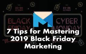 Mastering 2020 Black Friday Marketing ...