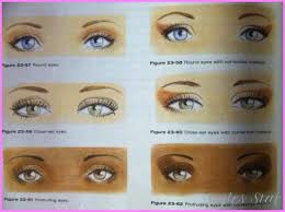 eye makeup for protruding eyes star