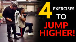 4 exercises to jump higher get more