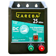 Zareba 25 Mile Battery Operated Solid State Fence Charger Edc25m Z At Tractor Supply Co