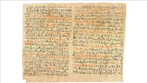 The 'Edwin Smith Papyrus' – the oldest documented surgical text in ...