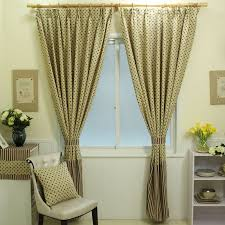 Kids Room Darkening Curtains Of Polka Dots And Striped Patterns