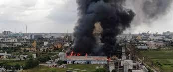 Porto Marghera: grave esplosione in uno stabilimento, scatta l ...