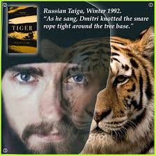 Tiger by Polly Clark – Glance-a-book