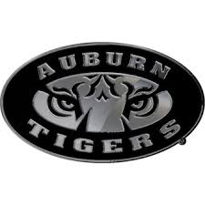 Auburn University Car Accessories Hitch Covers Auburn Tigers Auto Decals Secstore Com