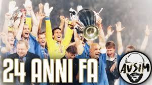 22 maggio 1996: la Juventus è campione d'Europa ||