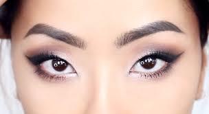easy smokey eye makeup for beginners