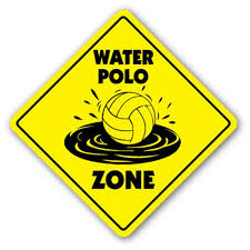 Water Polo Zone 3 Pack Of Vinyl Decal Stickers 4 X 4 For Laptop Car Walmart Com Walmart Com